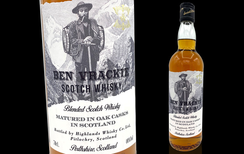 Ben Vrackie Original Scotch Blend